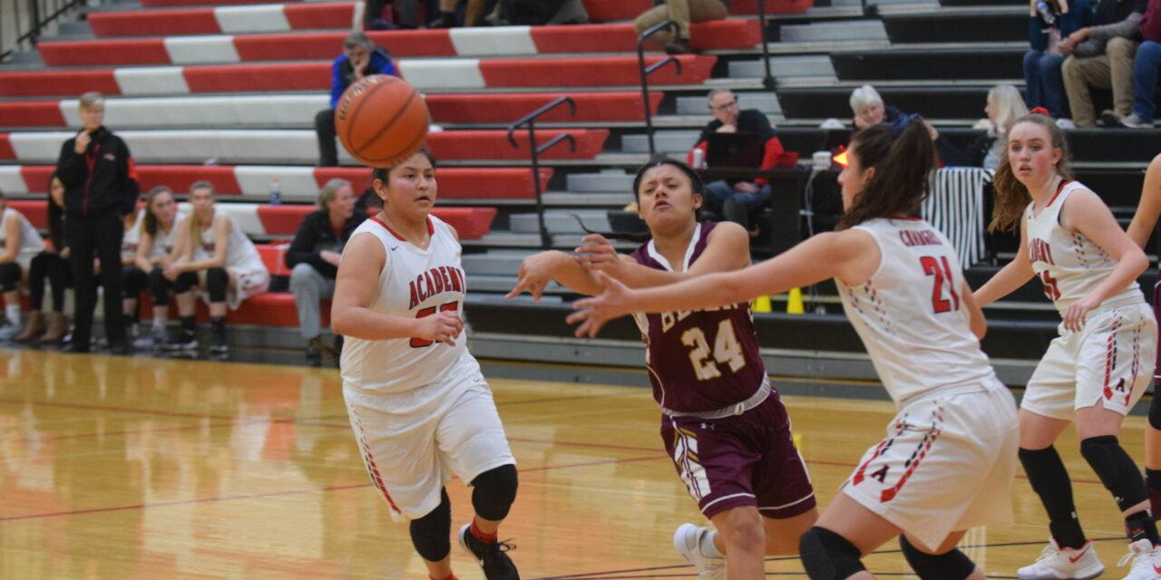 Belen girls basketball tops Albuquerque Academy