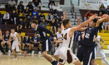 Belen takes down Silver at home
