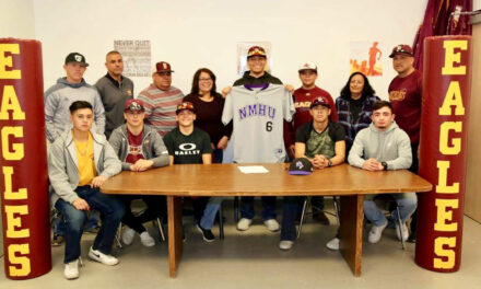 Belen pitcher signs letter-of-intent to play at NMHU