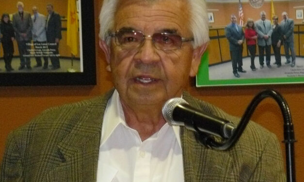 Cruz Munoz appointed to Los Lunas Village Council