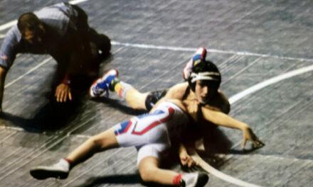 Belen Middle School wrestler brings home national title