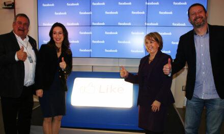 Facebook Data Center opens in Los Lunas