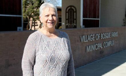 Gayle Jones: Bosque Farms clerk/administrator and EMT