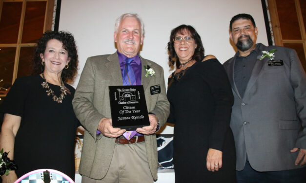 Rende named Citizen of the Year