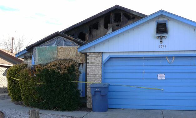 Los Lunas man dies in house fire in mid February