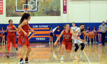 Lady Tigers and Jags square off on Community Night