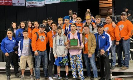 Los Lunas places third at state meet; Valencia's Robbie Jaramillo wins second straight title
