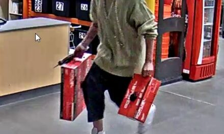 LLPD need help to identify Home Depot thieves