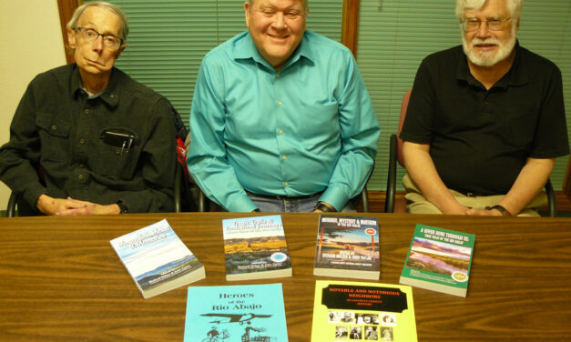 Local historians to tell stories of Valencianos at annual meeting