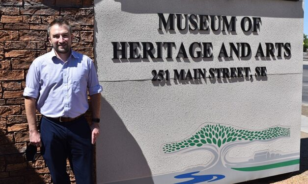 A New Face at Los Lunas Museum of Heritage and Arts