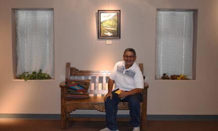 La Vida: Eddie Ramirez creates & teaches art