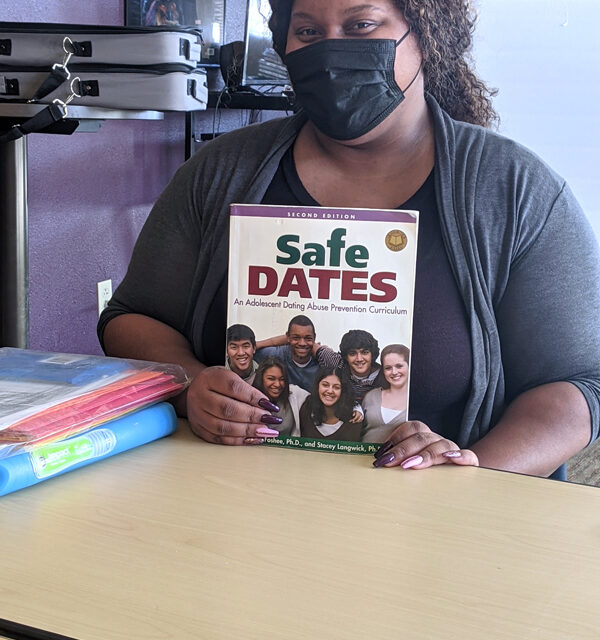 'Safe Dates': Healthy Relationships are a two-way street