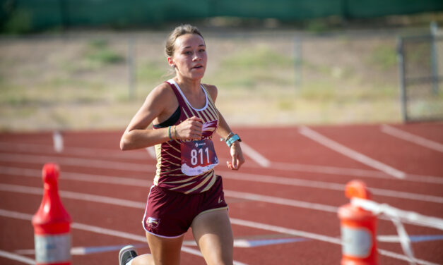 Cross country: Eagles host Adron Gardner Classic