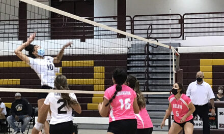 Belen volleyball team takes tough loss