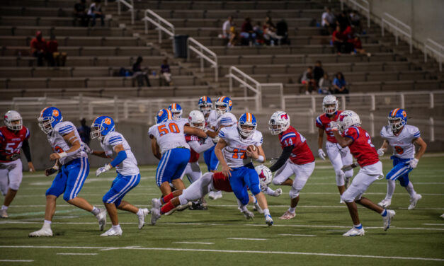 Los Lunas stays undefeated against West Mesa