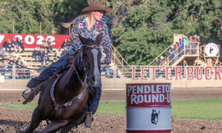 Bosque Farms resident wins at Pendleton