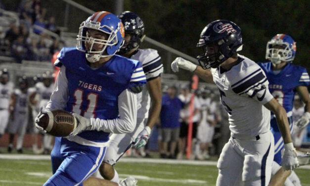 Tigers stay undefeated with signature win over Goddard