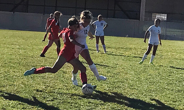 VHS Jags make strides but lose soccer match to Hope Christian