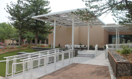 UNM-Valencia campus gets upgrades, training center nearing completion