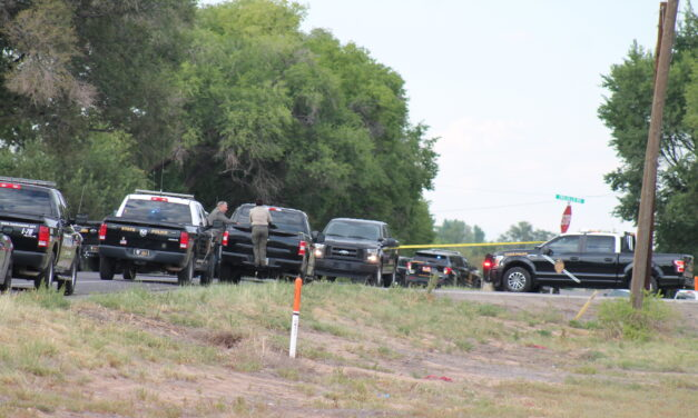 Two deputies injured, hospitalized after car chase and shooting