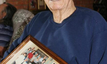 Local WWII veteran turns 102 years old