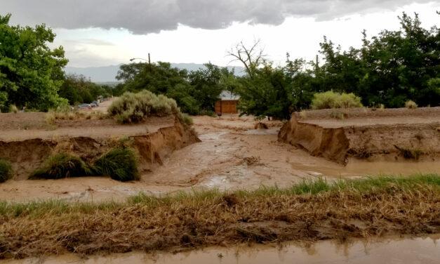 Belen seeks funding for flooding