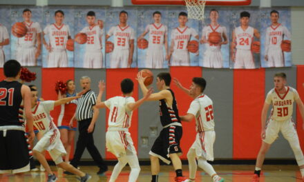Valencia keeps district streak alive with home win against Grants