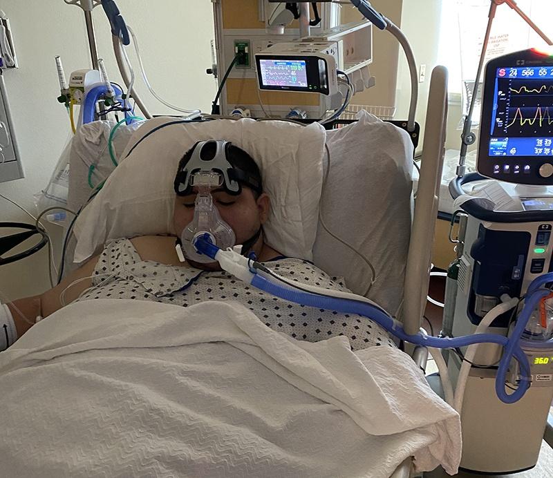 Los Lunas teens fall critically ill from COVID-19