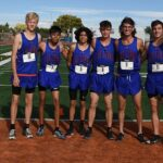 Runners from across the state compete in the Los Lunas Invite